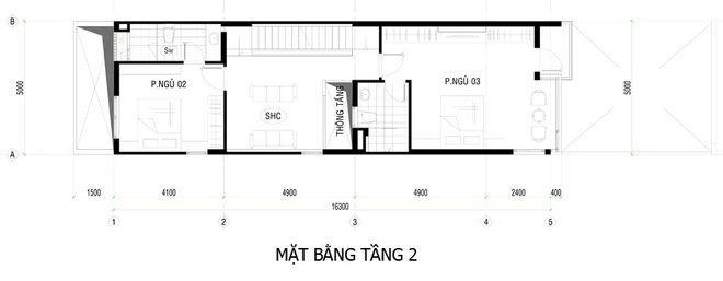 20141220075648356 Ngôi nhà sang trọng đầy đủ tiện nghi với diện tích 80m2