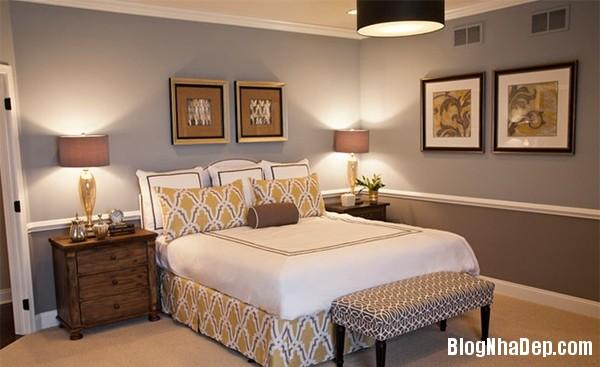 3bea6d72ea83048d6642af7e2e4b28fe Phòng ngủ lạ mắt hai gam màu xám và vàng