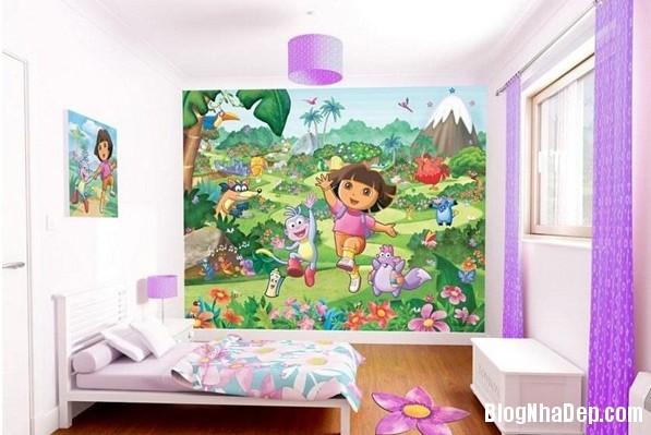 459bda2f581990cc17c866b64b558013 Những kiểu phòng ngủ trong mơ của các bé gái