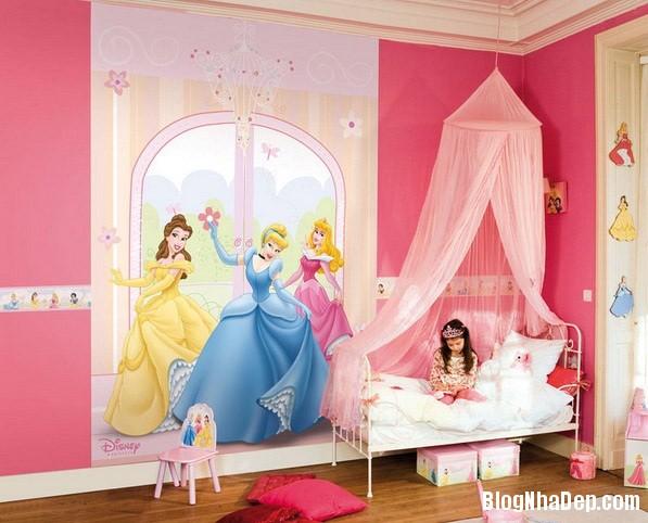 8d945b43fc9e4b05046085499c7f134a Những kiểu phòng ngủ trong mơ của các bé gái