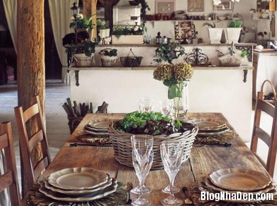 91d16780046079fffab56afcfedb65c8  Phòng ăn đẹp quyến rũ, nhẹ nhàng theo phong cách Pháp