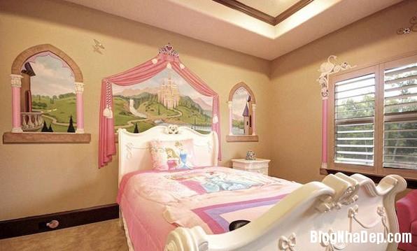 9218e4a842a54ed10742089b0e3762f9 Những kiểu phòng ngủ trong mơ của các bé gái