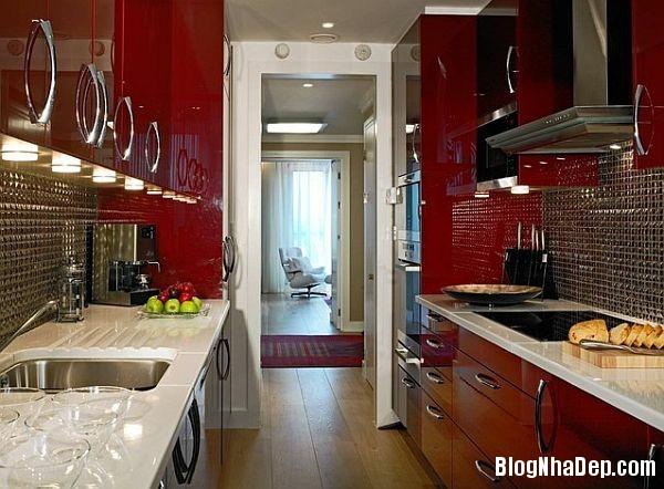 abfc651e10e57233d44f01f58d929bd1 Phòng bếp tràn đầy năng lượng với sắc đỏ