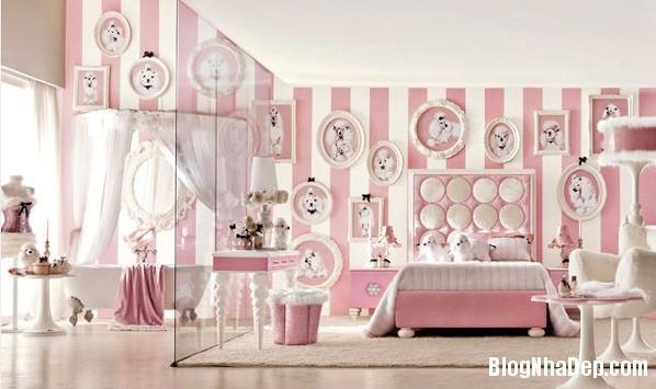 b0ebd109c25ecb8f6e42fe221d8295ba Những kiểu phòng ngủ trong mơ của các bé gái