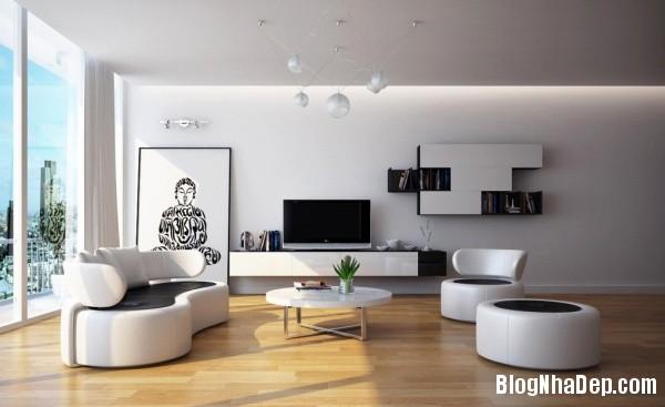 bb842dade34ebd2e98085a82b424877c Phòng khách bài trí sang trọng với nội thất hiện đại, tinh tế