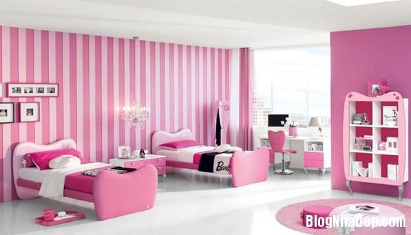 c8fdb217f09502da823eabb929ba7f5d Những kiểu phòng ngủ trong mơ của các bé gái