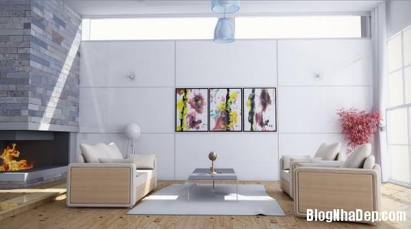 c959c545fc55e38abfe318e27770809a Phòng khách bài trí sang trọng với nội thất hiện đại, tinh tế