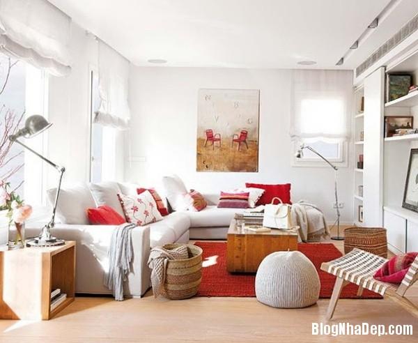 cdbc50979e805deaba6892af3dd93868 Căn hộ nhỏ cực xinh xắn với nội thất tiện nghi