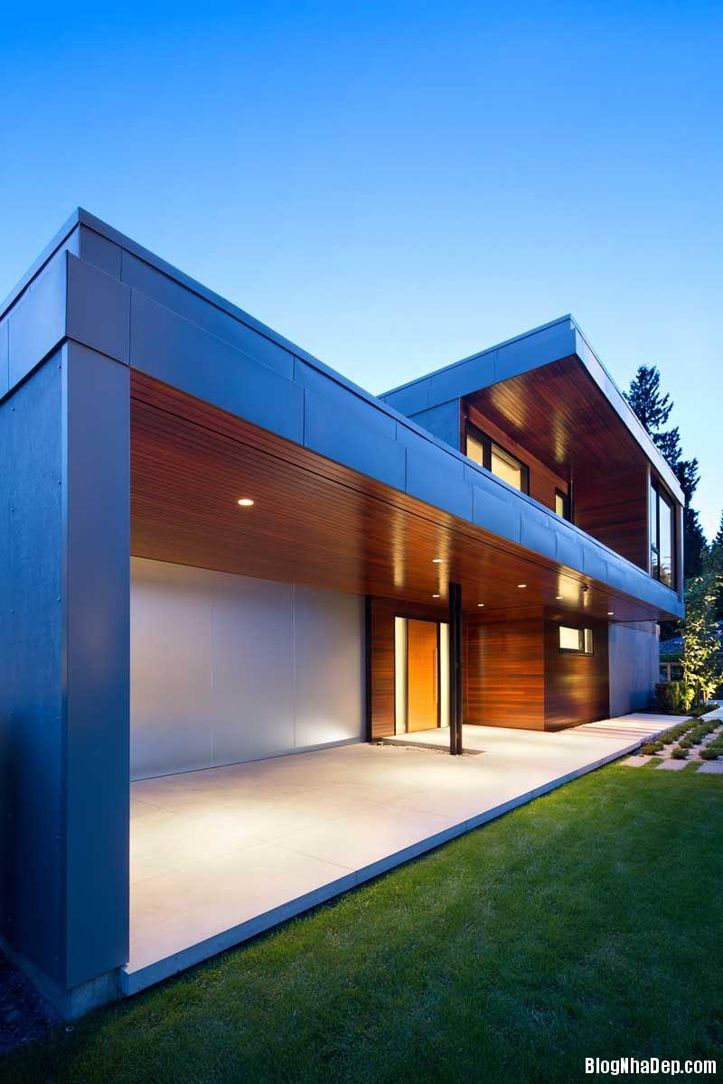 ec70c561240083eec7c959f063055785 Ngôi nhà thoáng đãng,  tiện nghi với thiết kế hình chữ H