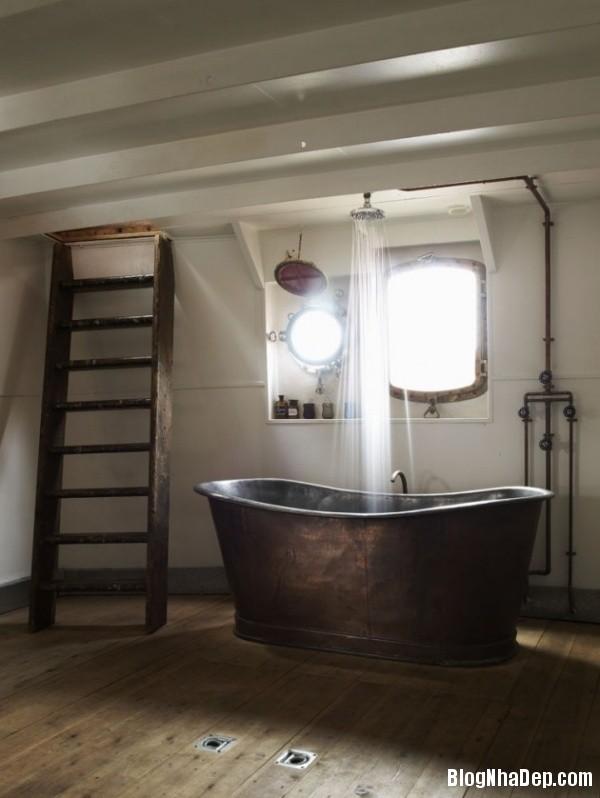 f167926a1373786eb1777cf5fdf69de3 Những mẫu phòng tắm mang phong cách Industrial