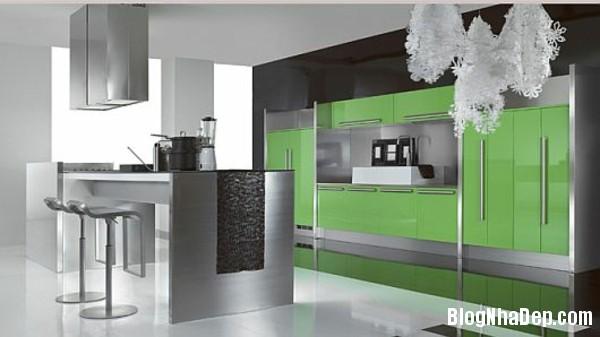 1b487bbc428337fffd04ad8d4753af0c BST những góc bếp đẹp hài hòa và tiện nghi từ Tecnocucina