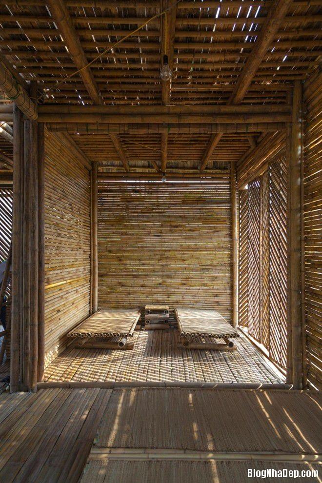 20140424083935991 Ngôi nhà tre 1 tầng với thiết kế chống lụt ở Hà Nội