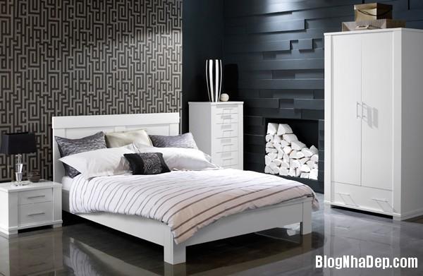 26f338ec73ed5a24337c4f2414c28e43 Phòng ngủ dịu dàng với tông màu trắng