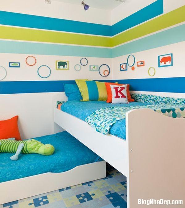 41d6a8b644928aea29645cad1e53acb1 Những chiếc giường kéo tiết kiệm không gian trong phòng bé