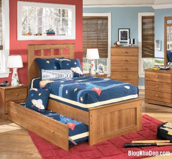 7b2529fb1ba3278f213c011fa6904105 Những chiếc giường kéo tiết kiệm không gian trong phòng bé