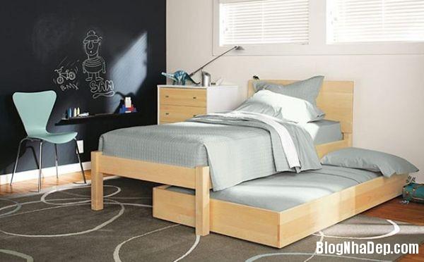 876d8f9a4c88d9b4def1a32d56189829 Những chiếc giường kéo tiết kiệm không gian trong phòng bé
