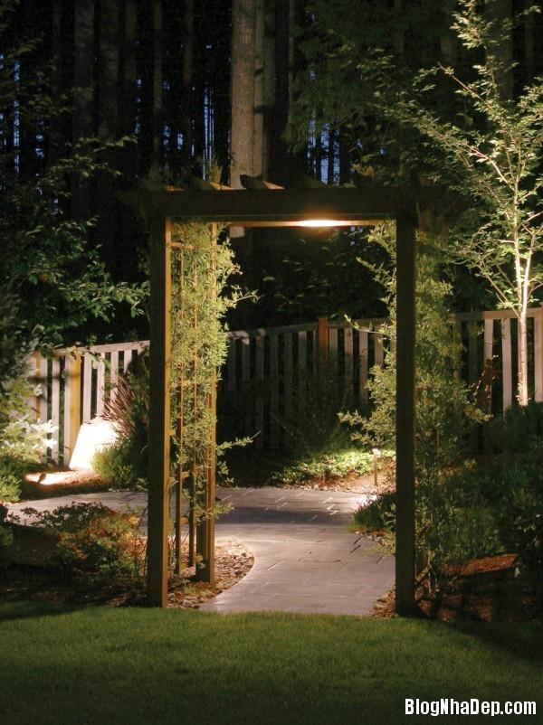 bab34b95c55187080f8732de07dab47d Bố trí hệ thống chiếu sáng lung linh huyền ảo cho khu vườn