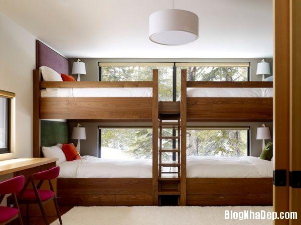 c6332a1d5096f4d56fad87eb68cc60f3 Những chiếc giường kéo tiết kiệm không gian trong phòng bé