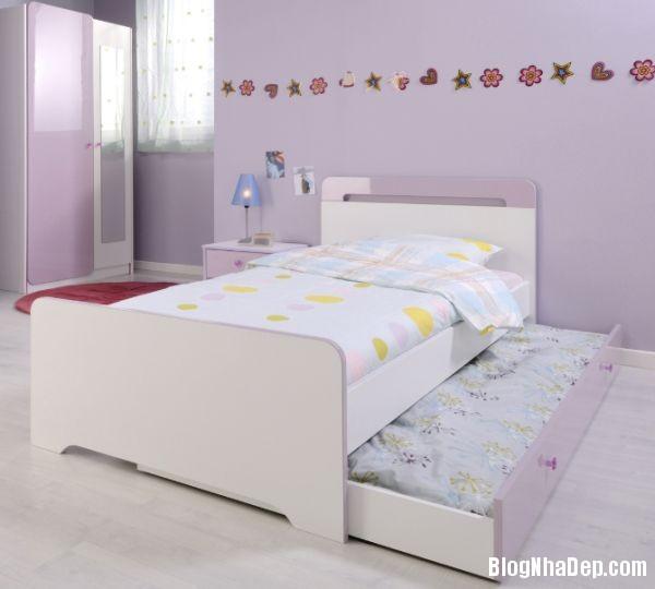 e4be8c5199ab7916b47adc23a66c9e37 Những chiếc giường kéo tiết kiệm không gian trong phòng bé