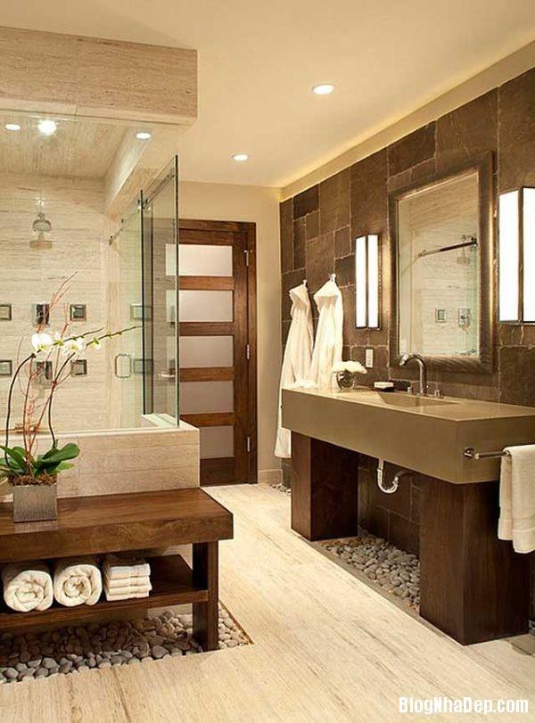 ee7d5b1622edbbeae7bf1914768da014 Những ý tưởng để biến phòng tắm thành không gian spa thư giãn