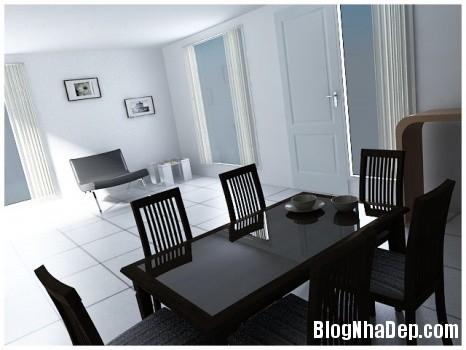 0ffa9233bdb466f6de8a038e92db6bed Ý tưởng thiết kế phòng ăn hiện đại