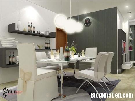 1b2ed9d369790d4809c2c54f9f5f1acf Ý tưởng thiết kế phòng ăn hiện đại