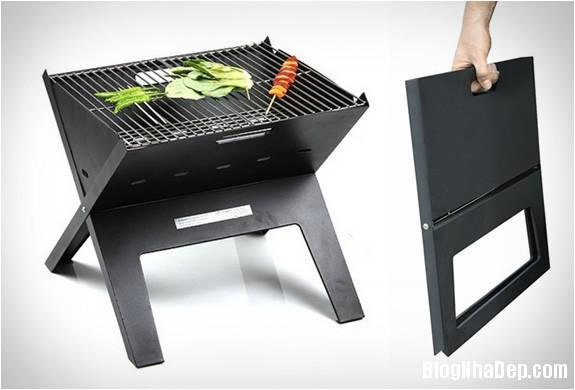 84f376787554218d1d926cfdd5830ce0 Notebook Portable Grill   Chiếc bếp nướng xách tay gọn nhẹ