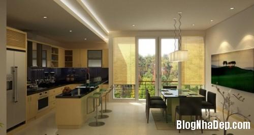 9f04bab7025ae41184d0a669c09e3b2e Ý tưởng thiết kế phòng ăn hiện đại