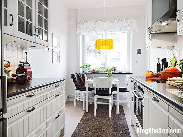 An tuong can ho 56 m2 o Gothenburg 5 Căn hộ xinh đẹp chỉ 56 m2 tại Thụy Điển