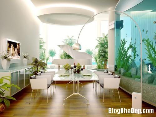 d21506945c0d4a1cce7d631898bace3b Ý tưởng thiết kế phòng ăn hiện đại
