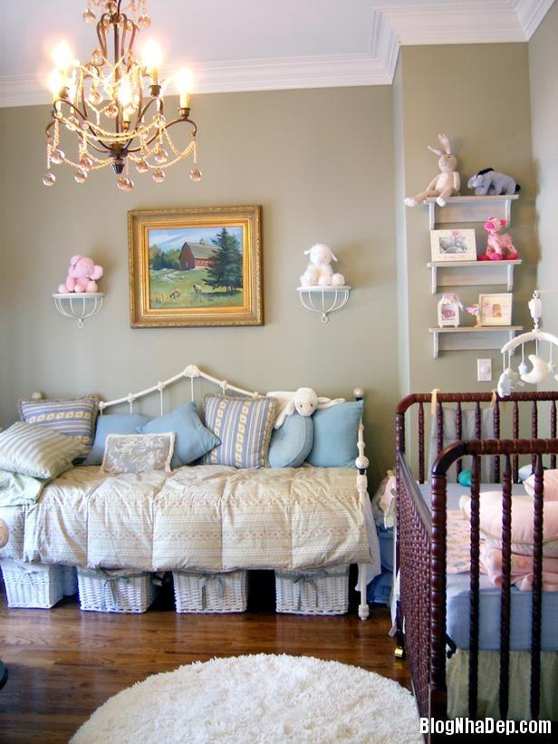 427259990272a67cae08597ffb728e33 Những kiểu phòng cực đáng yêu và dễ thương cho thiên thần nhỏ