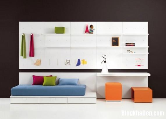 59fbe6f99b338a0e422c2ef1d4d57388 Bộ sưu tập phòng trẻ với thiết kế dễ thương, nhiều sắc màu