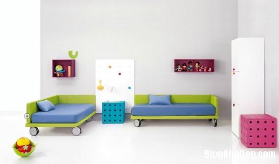 604dd4dc440dd549b37c54bae8b58340 Bộ sưu tập phòng trẻ với thiết kế dễ thương, nhiều sắc màu