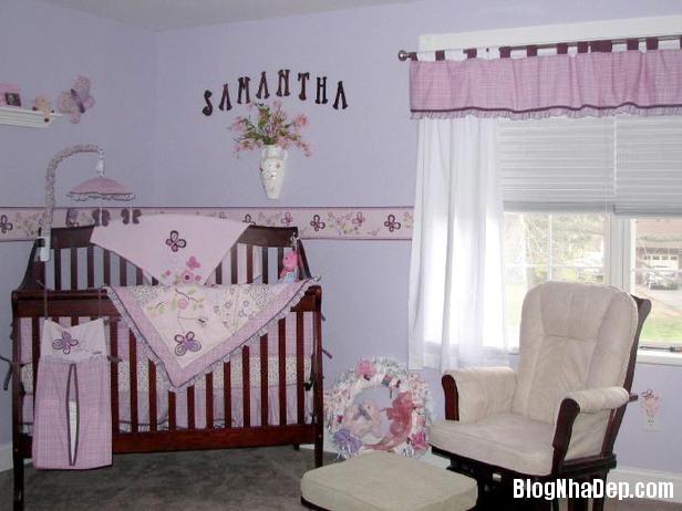 72e4fff246a567c98578bb281091c54f Những kiểu phòng cực đáng yêu và dễ thương cho thiên thần nhỏ