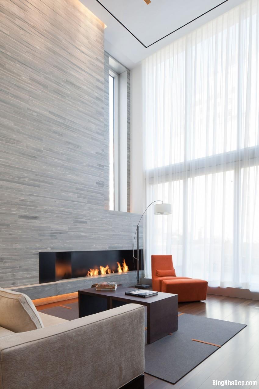 73rd St Penthouse 02 850x1275 Căn hộ penthouse sang trọng ở Thụy Sỹ