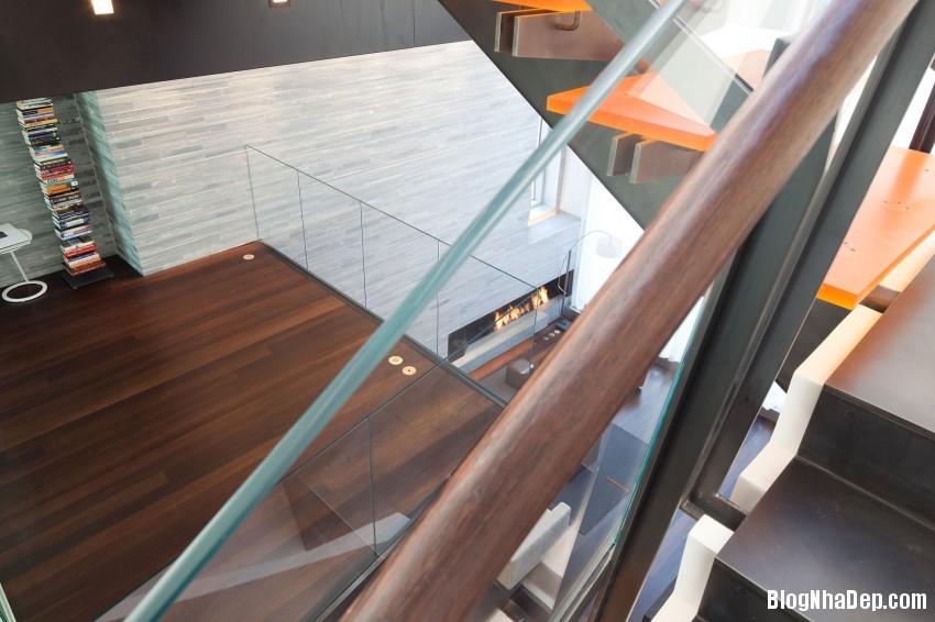 73rd St Penthouse 06 850x566 Căn hộ penthouse sang trọng ở Thụy Sỹ