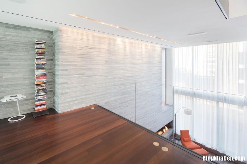 73rd St Penthouse 07 850x566 Căn hộ penthouse sang trọng ở Thụy Sỹ