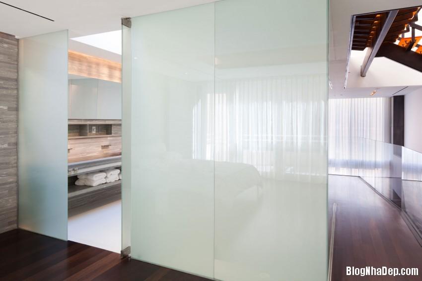 73rd St Penthouse 14 850x566 Căn hộ penthouse sang trọng ở Thụy Sỹ