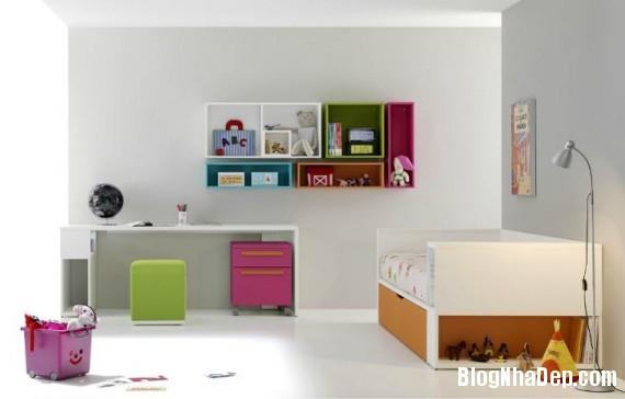 8ed9750c1a1727e63f7119038512cd46 Bộ sưu tập phòng trẻ với thiết kế dễ thương, nhiều sắc màu