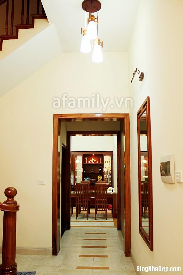 904 Ngôi nhà đậm chất Á Đông với nội thất gỗ