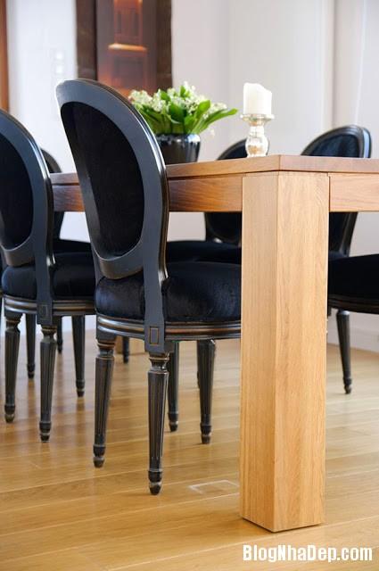 Details Chair6 Căn hộ penthuose sang trọng với gam màu trắng
