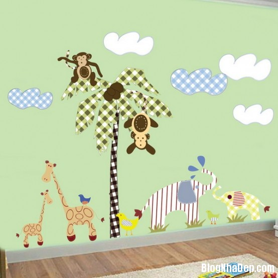 641b40899a38572caeaf6a455e32a247 Những kiểu phòng cho các bé thích mê