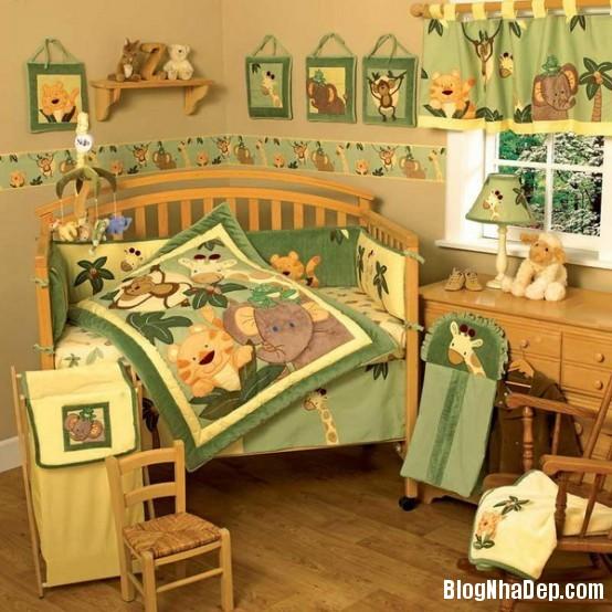 6fca651a5e5a3d931a0299e9538bb0c8 Những kiểu phòng cho các bé thích mê