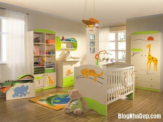 af04f47123df7fceefda60cf360f9dea Những kiểu phòng cho các bé thích mê