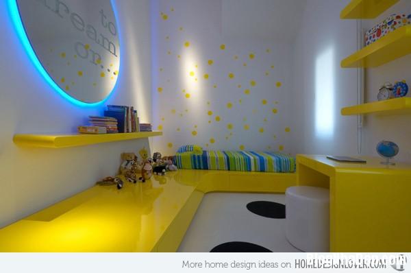 b06f8f3d5b3e0ef41f8b25db4449c5a8 Phòng ngủ nổi bật với gam màu vàng