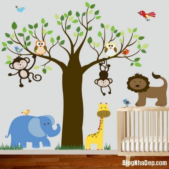 faab35621d6fc246b63a72264af552c2 Những kiểu phòng cho các bé thích mê