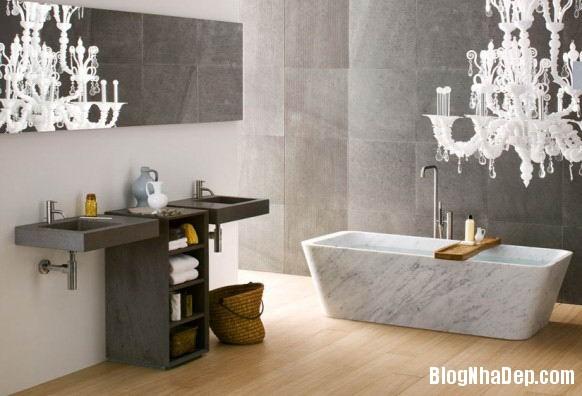 07b10718dab1e51f2a1df8144b53377d Những kiểu phòng tắm lạ mắt và sang trọng