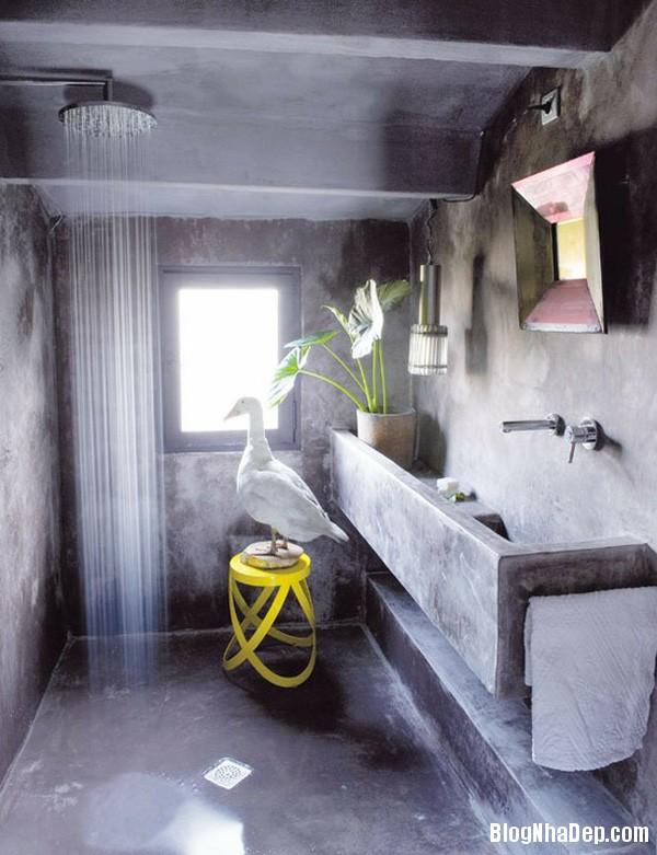 128df533252f5a2626b570c8920c4a99 Những phòng tắm được ốp đá xinh đẹp
