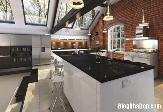 a374bb3a849685b3960742484dfebba6 Thiết kế nhà bếp nhỏ gọn lấy ý tưởng mùa thu