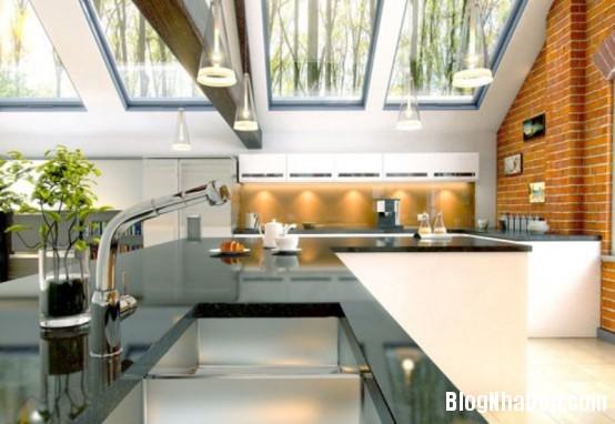 d2e218232e0d0ff86d26c158a1eeb2c3 Thiết kế nhà bếp nhỏ gọn lấy ý tưởng mùa thu